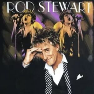 Rod Stewart 2004 Concert Tee XL